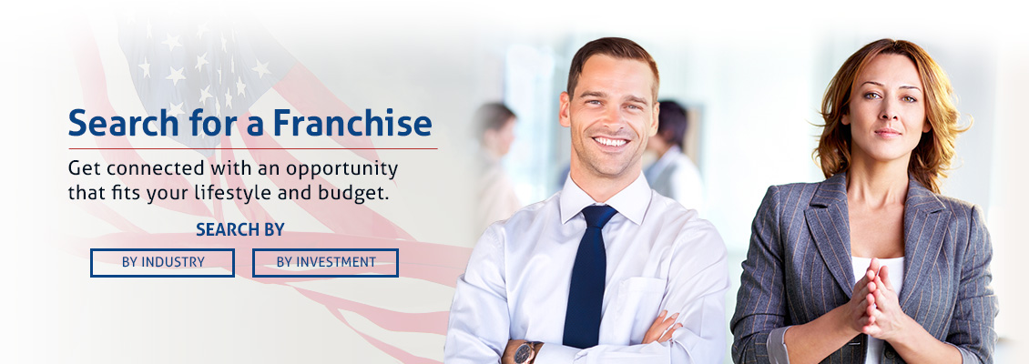 Search for Franchise Opportunities