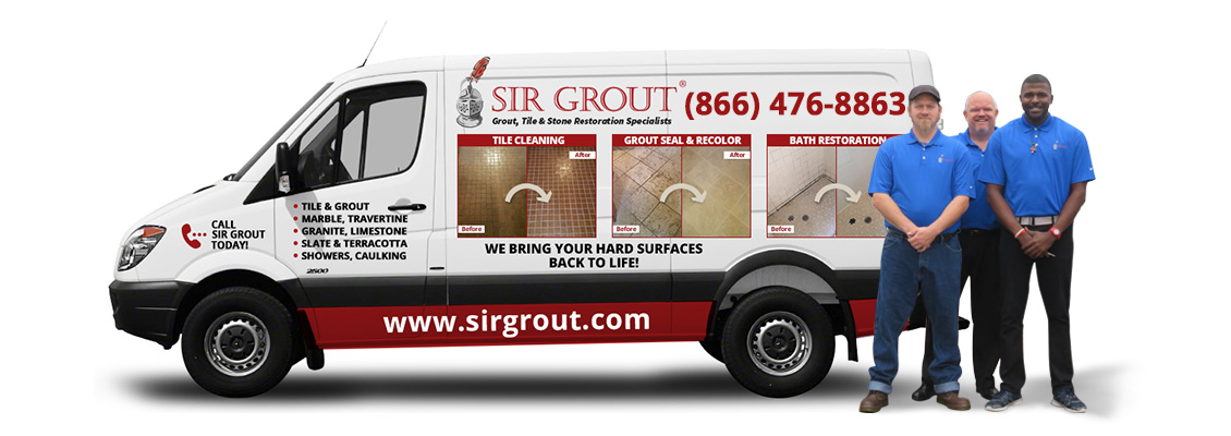Sir Grout Team