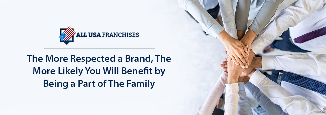 The Hands of Many Franchisees Together Symbolizing the Franchise Family
