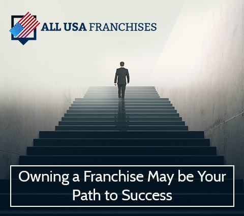 Entreprenuer on the Path to Succes With a Franchise