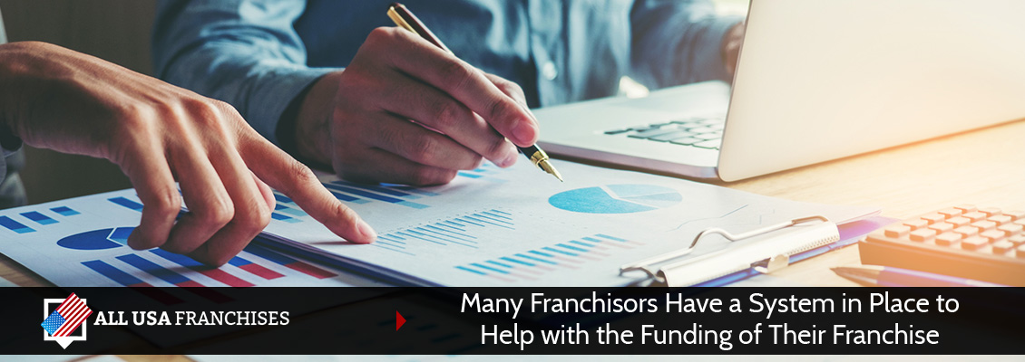 Franchisor Helping with Funding for Franchise