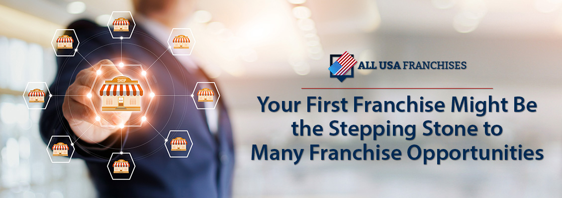 Man Choosing Franchise Options