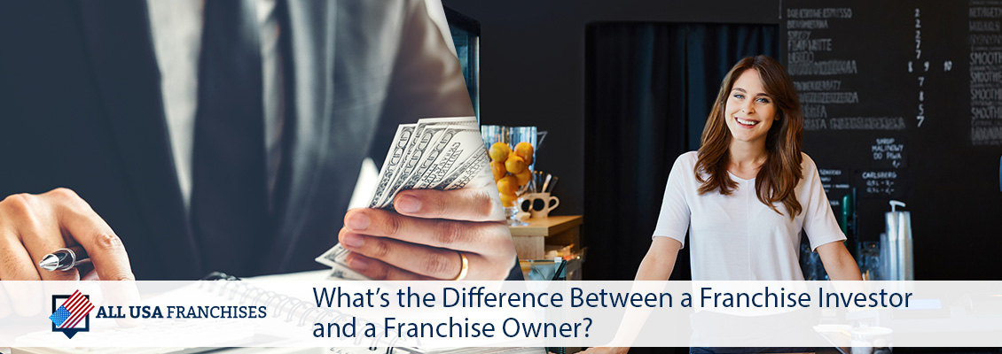 Franchise Investor Vs Franchise Owner